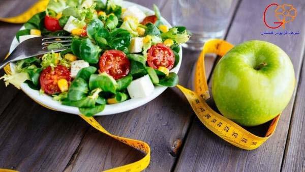 رژیم غذای سالم