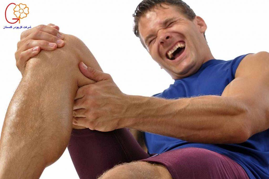 گرفتگی عضلات در بدن