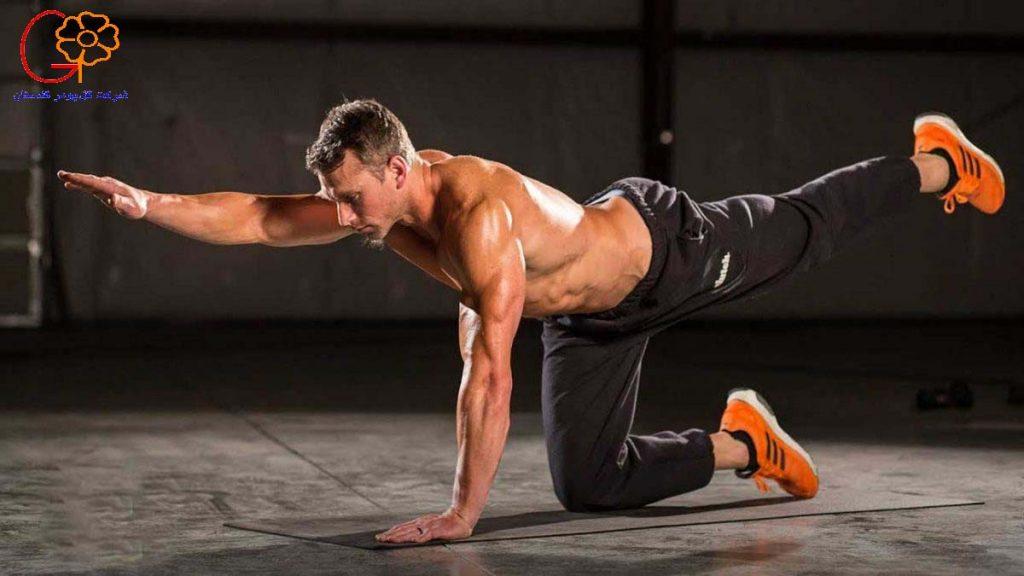 آموزش افزایش قدرت بدنی